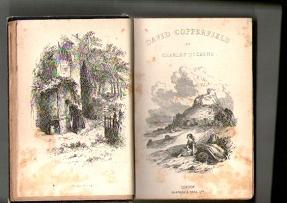 David Copperfield, Personal History, The: Dickens, Charles.