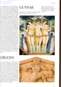 Great Figures Of Mythology: Clayton, Peter
