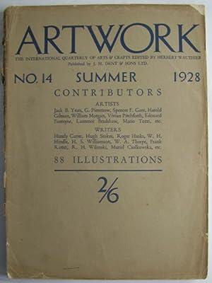 Artwork no.14;: WAUTHIER, Herbert (editor):