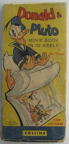 Donald & Pluto Movie Book;: DISNEY, Walt: