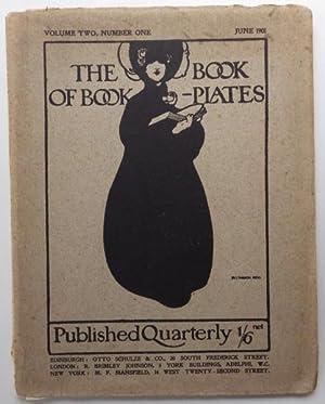 The Book of Bookplates volume 2 no.1;
