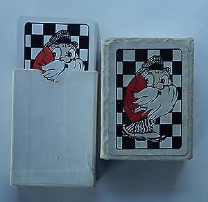 Beaver card game;: STUDDY, George: