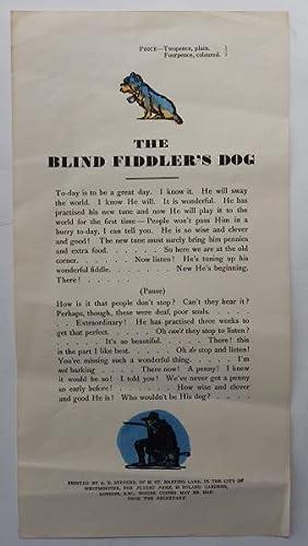 The Fiddler's Dog;: FRASER, Claud Lovat:
