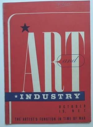Art & Industry volume 27, no.160;