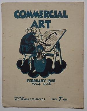 Commercial Art volume 4 no. 4;
