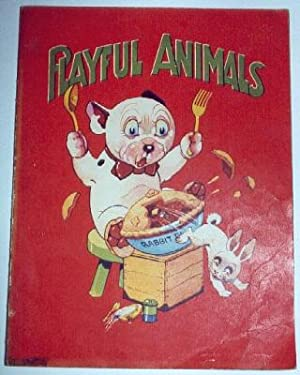 Playful Animals;: STUDDY, George: