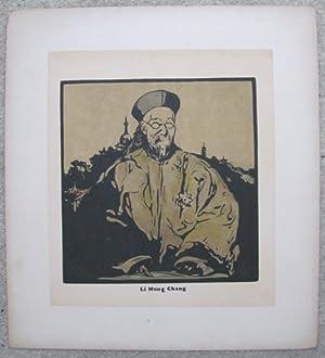 Li Hung Chang;: NICHOLSON, William: