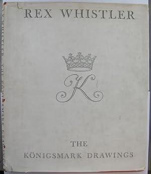 Konigsmark Drawings;: WHISTLER, Rex: