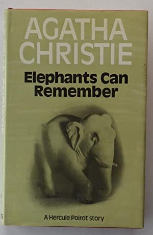 Elephants Can Remember;: CHRISTIE, Agatha: