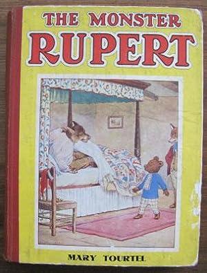 The Monster Rupert;: TOURTEL, Mary