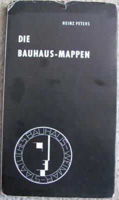 Die BAUHAUS Mappen, neue eurppaische graphik 1921-23;