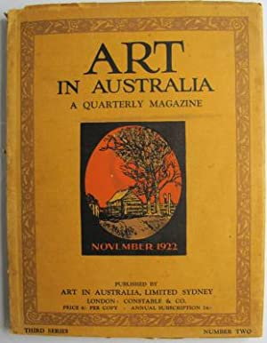 Art in Australia 3rd series no.2;