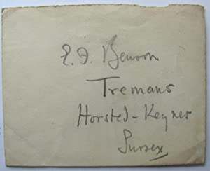 autograph;: BENSON, E. F.: