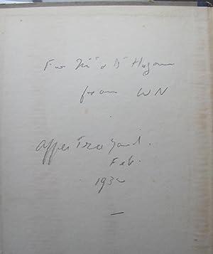 William Nicholson;: S. K. N. (S. K. NORTH):