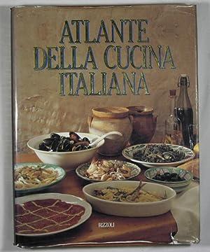 Atlante della Cucina Italiana: Wendely Harvey (Editor)