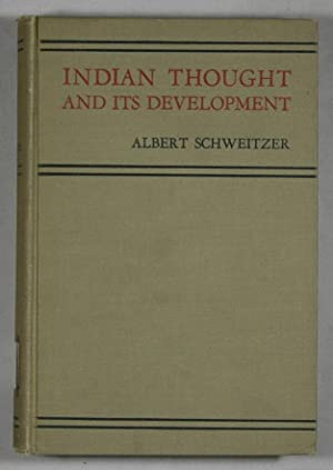 Indian Thought and Its Development