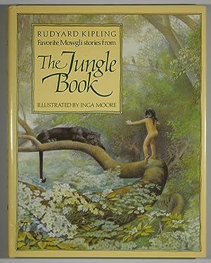 Favorite Mowgli Stories from The Jungle Book: Rudyard Kipling