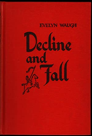 decline and fall evelyn waugh essay