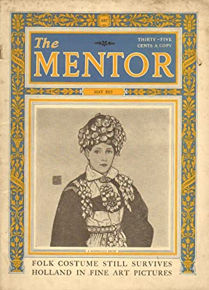 The Mentor: Where Folk Costume Survives Today,: Oliver Semple Barton