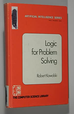 Logic for Problem Solving: Robert Kowalski