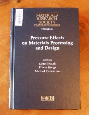 Pressure Effects on Materials Processing and Design: Kozo Ishizaki &