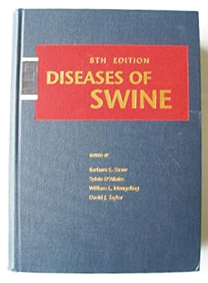 Diseases of Swine - 8th Edition: Barbara E. Straw; Sylvie D'Allaire; William L. Mengeling; David J....