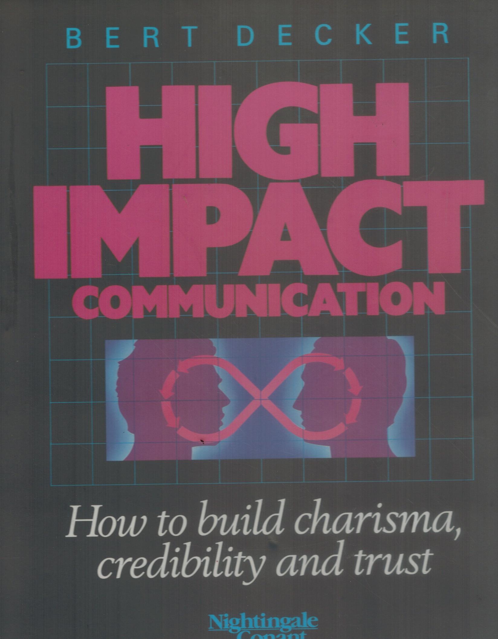 High impact communication abebooks fandeluxe Images