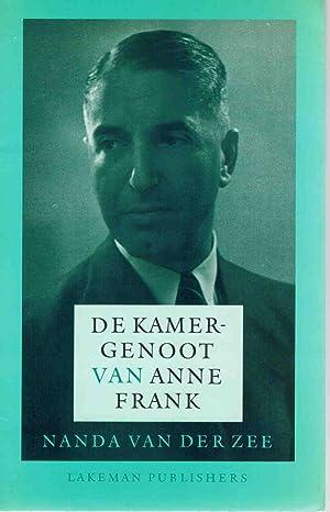 De kamergenoot van Anne Frank: Zee, Nanda van der