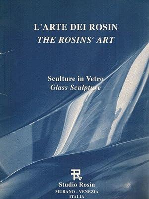 L'ARTE DEI ROSIN: Sculture in Vetro, THE: Studio Rosin (publisher)
