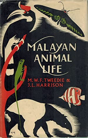 MALAYAN ANIMAL LIFE: Tweedie,M.W.F.& Harrison,J.L.