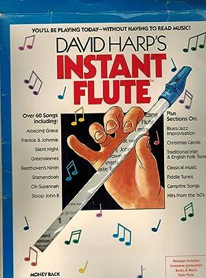 David Harp's Instant Flute: Harp, David