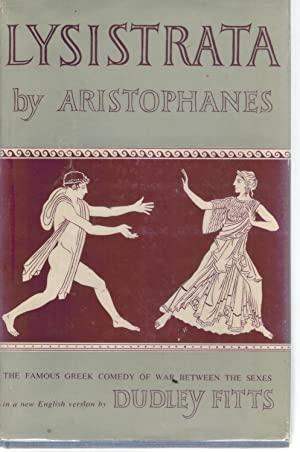 Lysistrata, an English version by Dudley Fitts.: Aristophanes.,