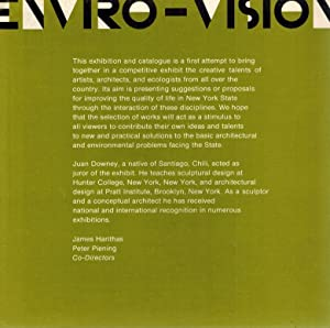 Enviro-Vision Thoughts on Man / Nature /: Piening, M. Peter