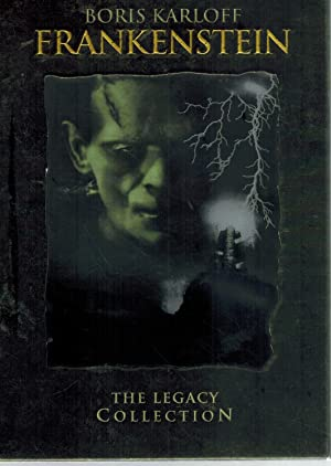 Frankenstein The Legacy Collection: Lee, Rowland V.
