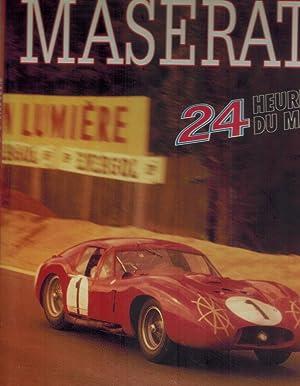 MASERATI 24 HEURES DU MANS: Bollee, Michel