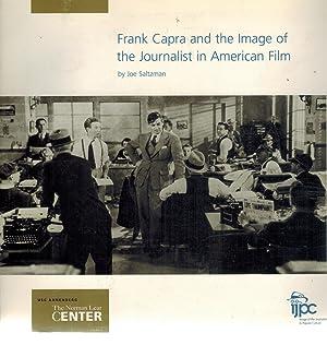 FRANK CAPRA AND THE IMAGE OF THE: Saltzman, Joe