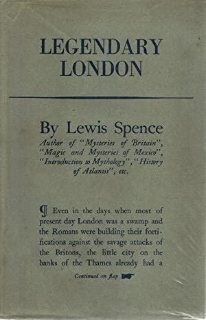 Legendary London in Tradition and History: Spence, Lewis