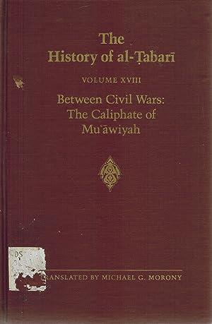 THE HISTORY OF AL-TABARI: BETWEEN CIVIL WARS The Caliphate of Muawiyah (Tabari//history ...