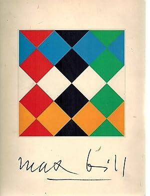 MAX BILL: CATALOGUE: Bill, Max