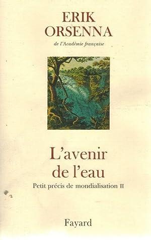 L Avenir de L Eau: Orsenna, E.