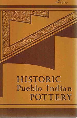 Historic Pueblo Indian Pottery: Harlow, Francis H.