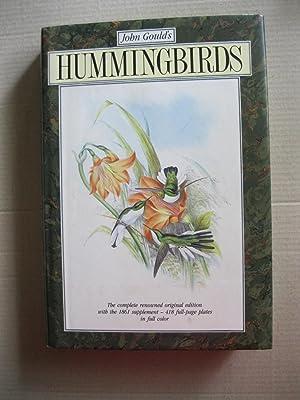 JOHN GOULD'S HUMMINGBIRDS: Gould, John