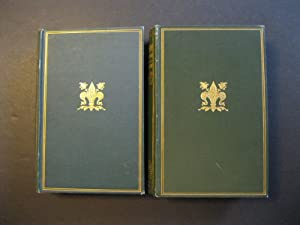 THE DECAMERON OF GIOVANNI BOCCACCIO 2 Volume Set: Boccaccio, Giovanni