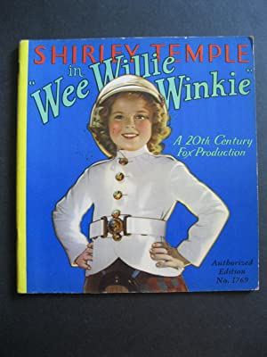 SHIRLEY TEMPLE IN 'WEE WILLIE WINKIE': Temple, Shirley