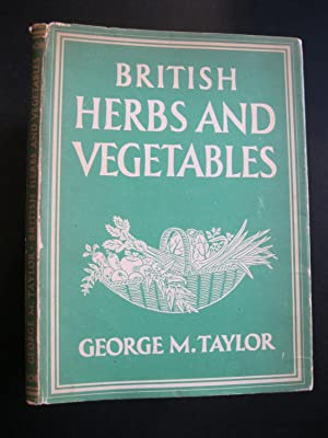 BRITISH HERBS AND VEGETABLES