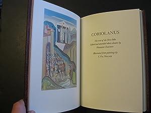 CORIOLANUS: Shakespeare, William