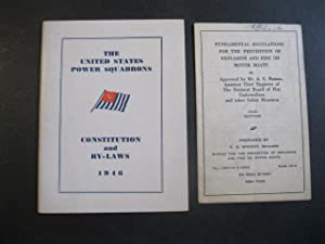 THE UNITED STATES POWER SQUADRONS CONSTITUTION and BY-LAWS - 1946