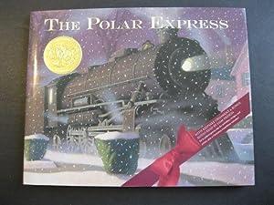 THE POLAR EXPRESS 30th Anniversary Edition: Van Allsburg, Chris