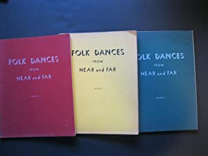 FOLK DANCES FROM NEAR AND FAR - Volumes 1-5