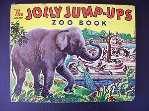 THE JOLLY JUMP-UPS ZOO BOOK: Clyne, Geraldine &